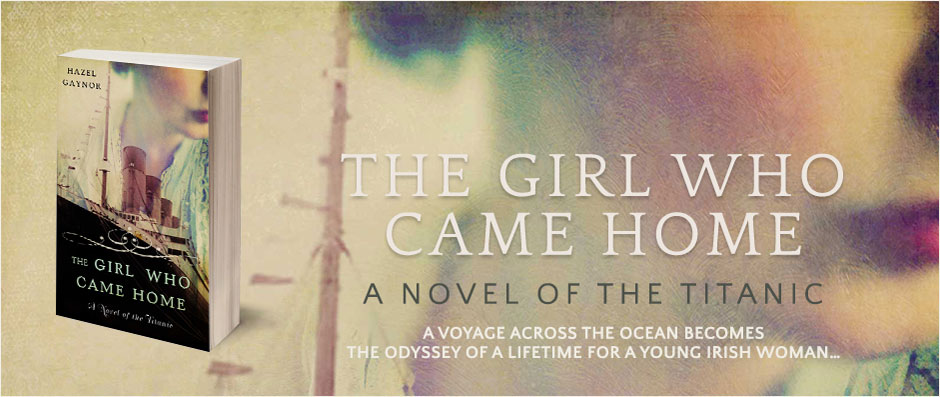 Find out more about the book 'The Girl Who came Home' by Hazel Gaynor by clicking here.