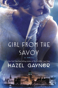 THE GIRL FROM THE SAVOY – U.S. cover reveal!