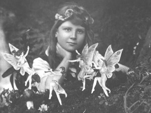 New book news – Cottingley Fairies!