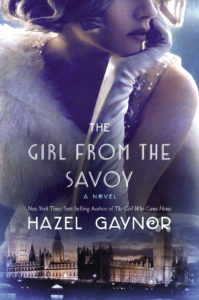 The Girl From The Savoy – one month to go!