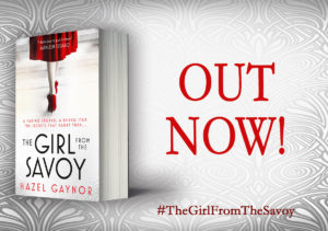 The Girl From The Savoy – UK release day!