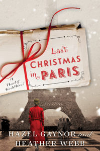 Last Christmas in Paris – cover reveal!