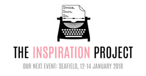 Launching THE INSPIRATION PROJECT!