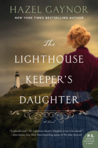 The Lighthouse Keeper's Daughter is here!