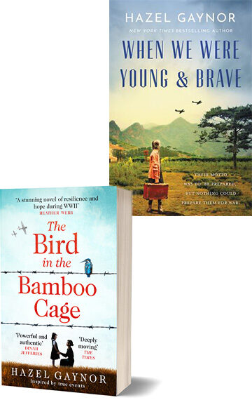 The Bird in the Bamboo Cage / When We Were Young & Brave